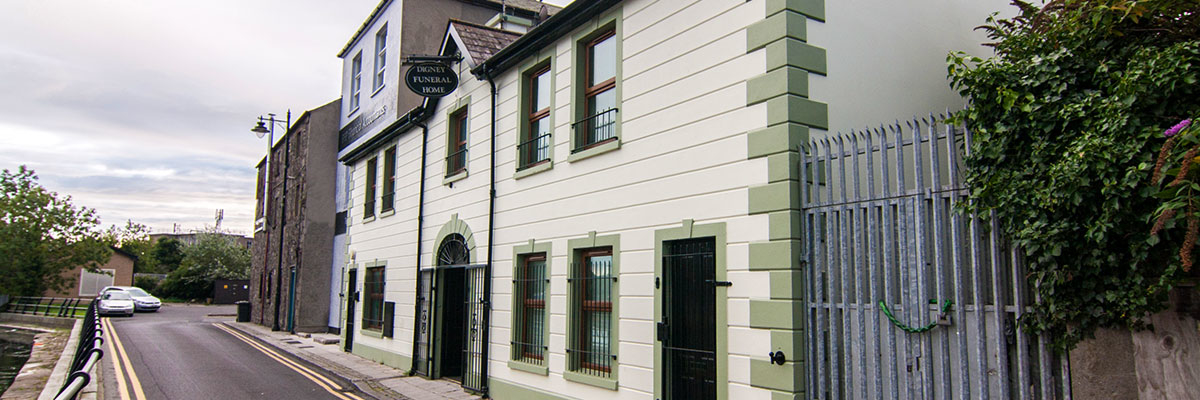 Charles Digney & Sons Ltd. Funeral Directors, Newry & Banbridge